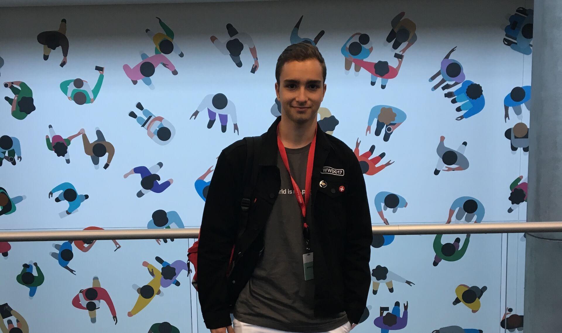 AntoineBellangerWWDC