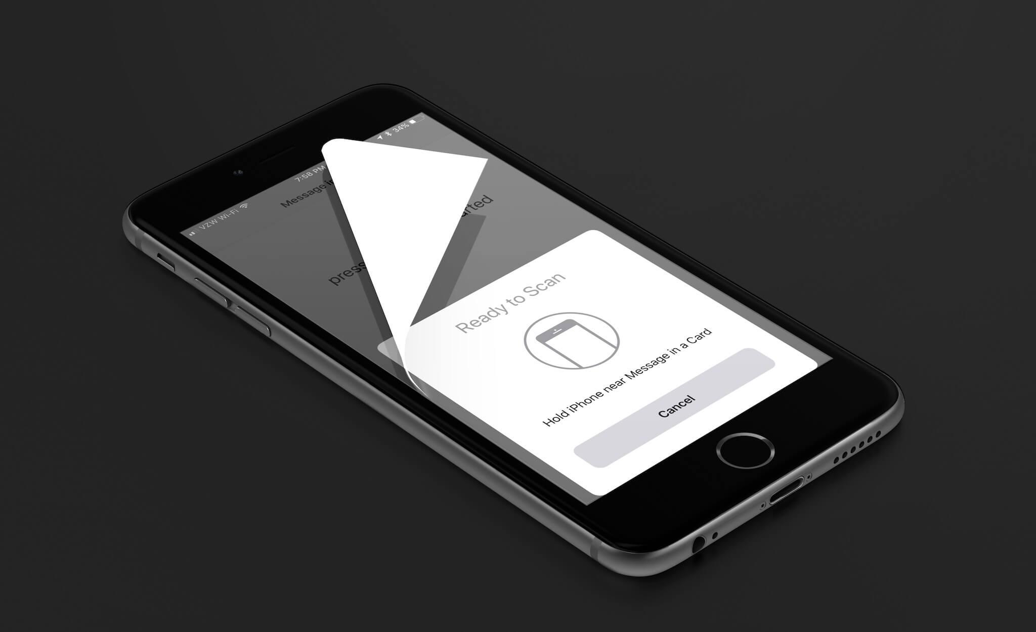 Working with CoreNFC in iOS 11 | Swift Tutorial