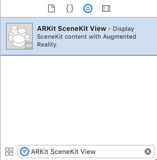 Building a Simple ARKit Demo with SceneKit in Swift 4 and Xcode 9 1