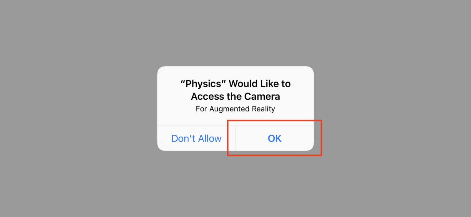 physics-camera-access