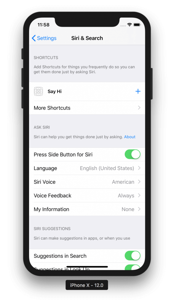 Introduction to Siri Shortcuts in iOS 12 5
