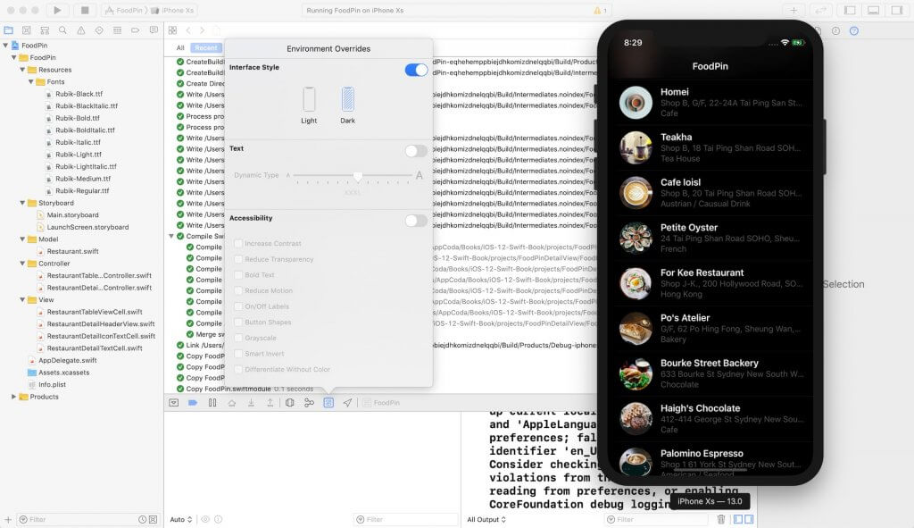 swiftui-dark-mode-debug
