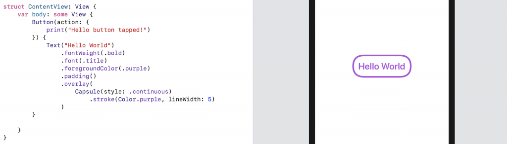 SwiftUI Tip: How to Draw a Border with Rounded Corners