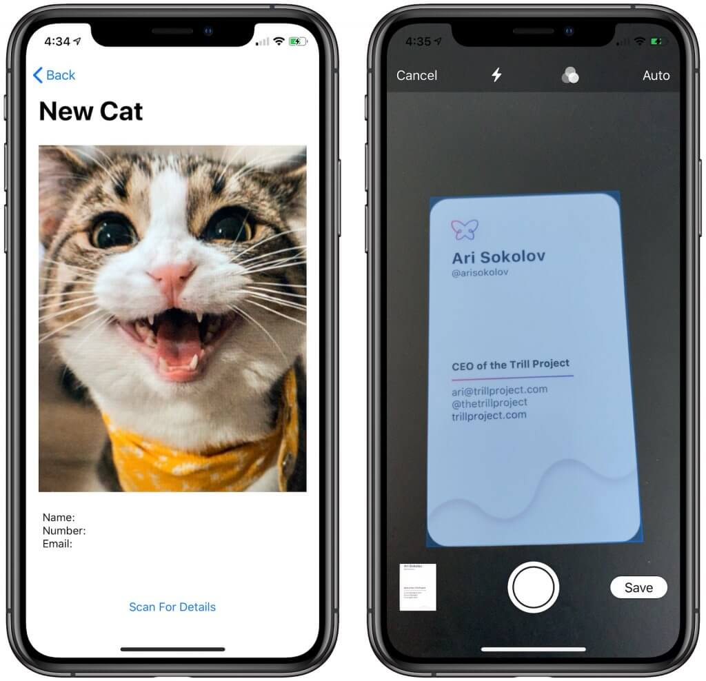 Vision Framework: Working with Text and Image Recognition in iOS 13 6
