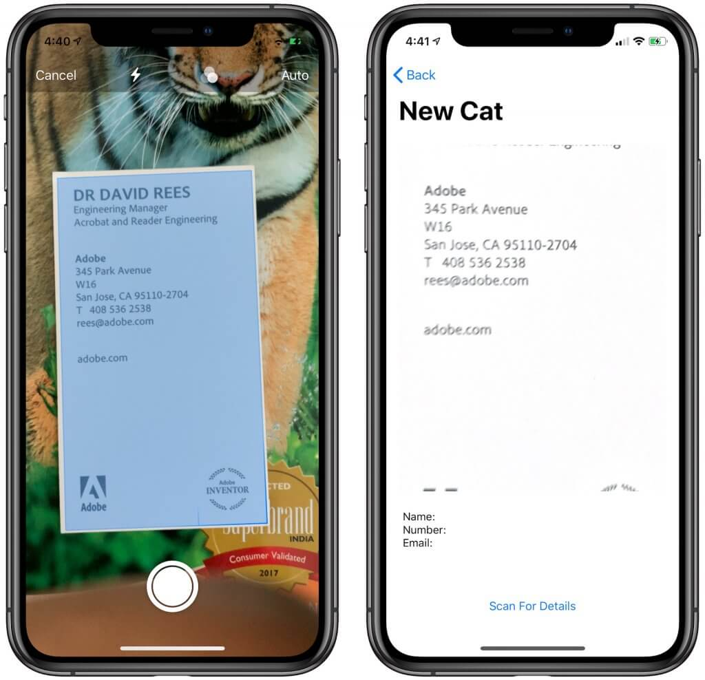 Vision Framework: Working with Text and Image Recognition in iOS 13 7
