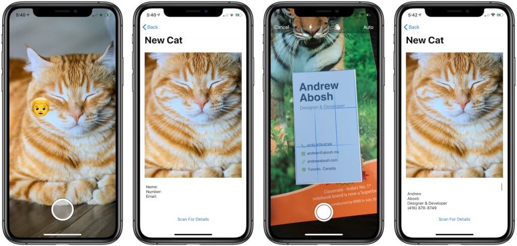 Vision Framework: Working with Text and Image Recognition in iOS 13 1