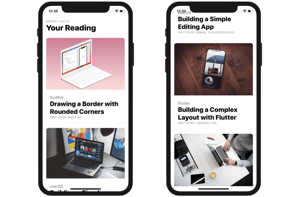 SwiftUI Tip: How to Create a Card View with Stacks