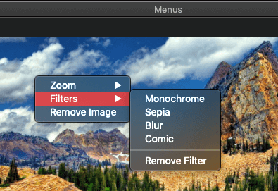 macOS Programming: Using Menus and the Toolbar 19