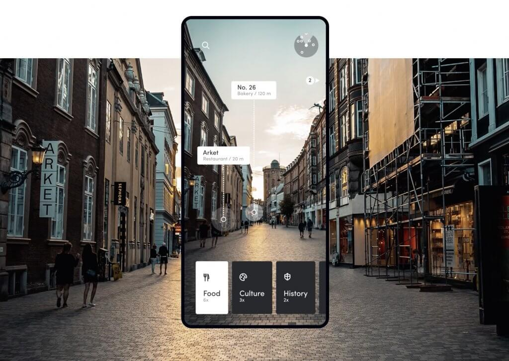 6 Mobile AR Concepts for iOS in 2019 3