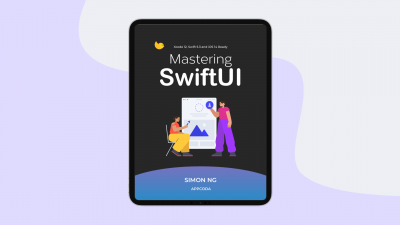 Announcing Mastering SwiftUI Book for Xcode 12 and iOS 14