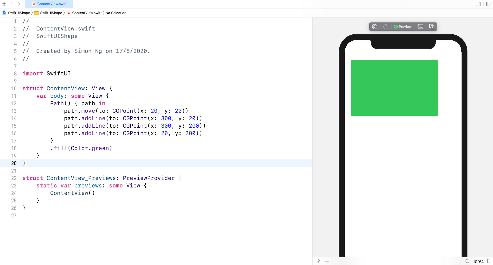 swiftui-solid-color-rectangle