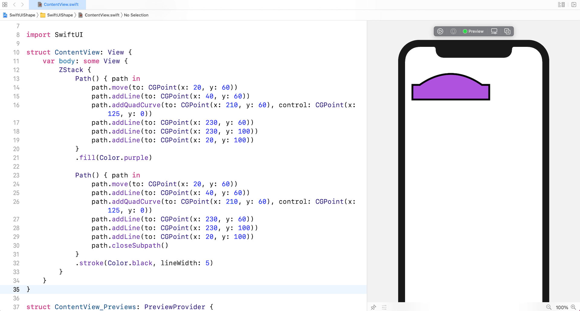 swiftui-curve-irregular-shape