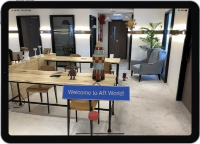 Building 3D AR Apps Using Reality Composer and RealityKit