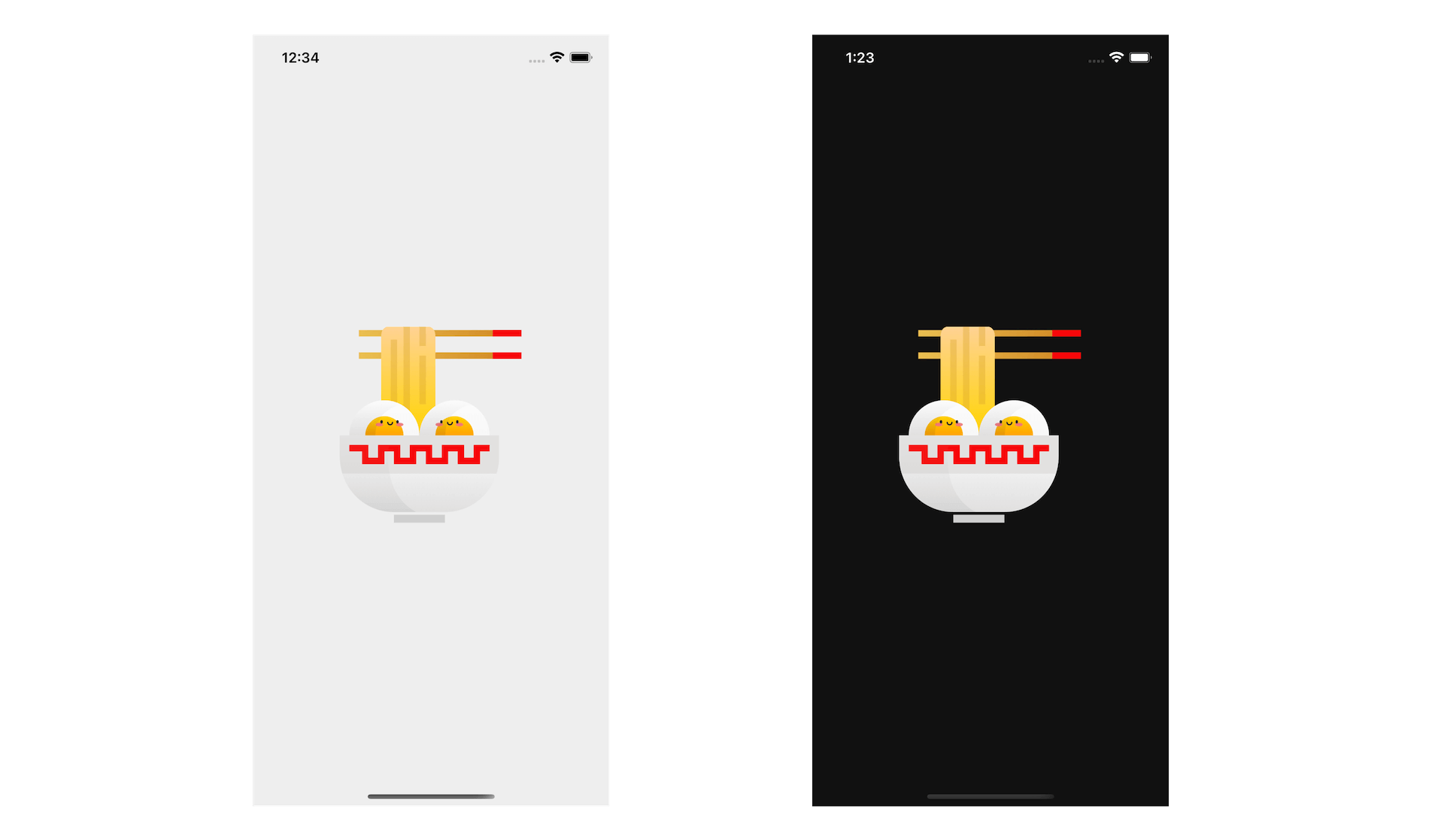 Launch Screen Demo for SwiftUI