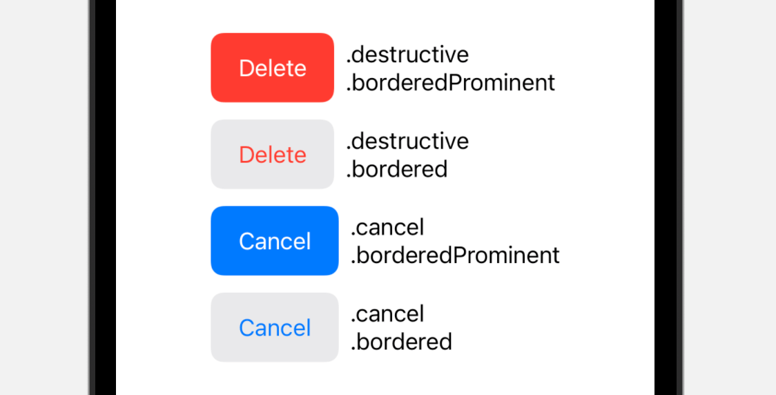 swiftui-button-role