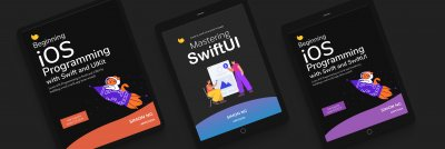 Announcing Beginning iOS Programming with Swift for iOS 15 and Xcode 13